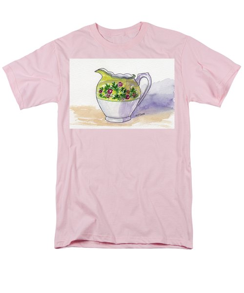 Just Cream No Sugar Men's T-Shirt  (Regular Fit)