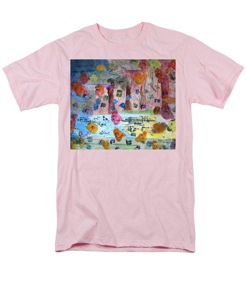 La-la Land Men's T-Shirt  (Regular Fit) by Sandy McIntire