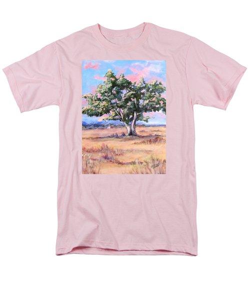 Lone Oak Men's T-Shirt  (Regular Fit) by Barbara O'Toole