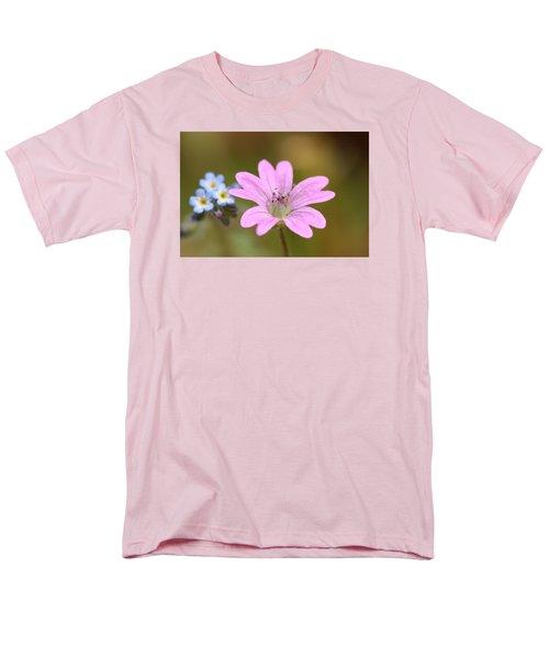 Minature World Men's T-Shirt  (Regular Fit) by Richard Patmore