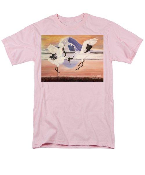 Morning Dance Men's T-Shirt  (Regular Fit) by Jane Axman