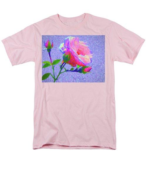 New Dawn Painterly Men's T-Shirt  (Regular Fit) by Susan Lafleur
