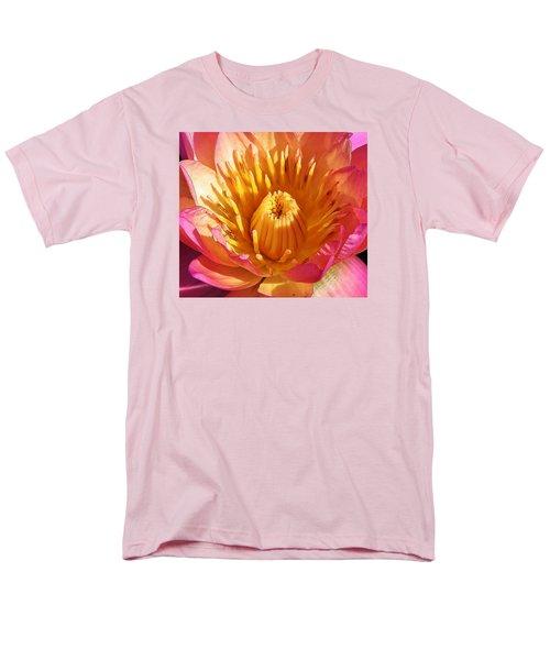 Pink Suprise Men's T-Shirt  (Regular Fit) by Bruce Bley