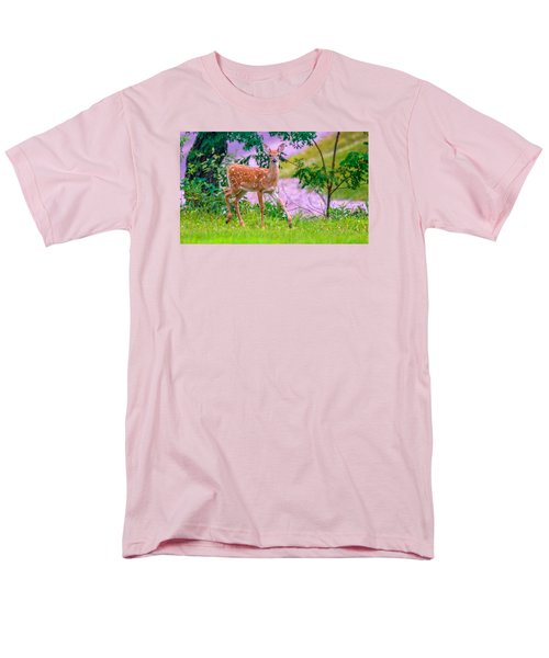 Pretty In Pink 3 Men's T-Shirt  (Regular Fit) by Brian Stevens