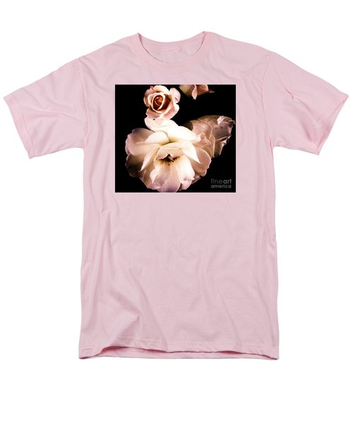 Men's T-Shirt  (Regular Fit) featuring the photograph Rose by Vanessa Palomino