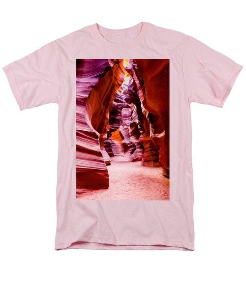 Serene Light Men's T-Shirt  (Regular Fit)