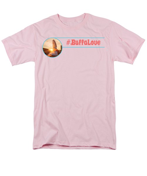 Men's T-Shirt  (Regular Fit) featuring the photograph Shark Girl Dawn by Chris Bordeleau