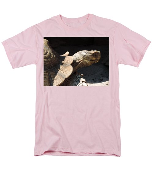 Men's T-Shirt  (Regular Fit) featuring the photograph Slow But Sure by Teresa Schomig