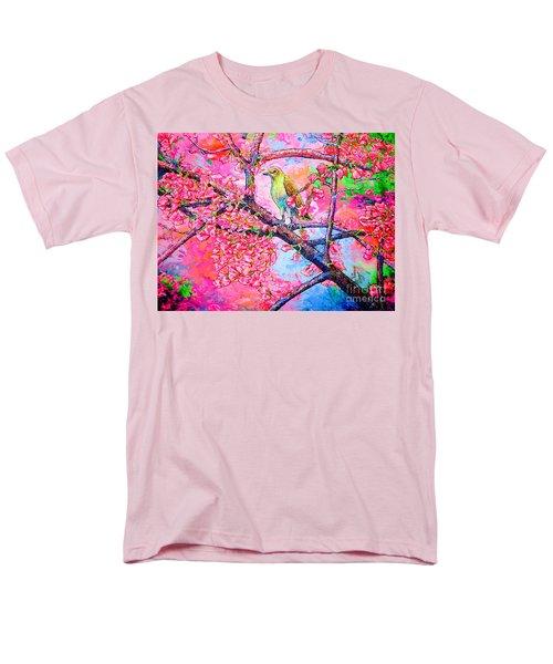 Spring Time Men's T-Shirt  (Regular Fit) by Viktor Lazarev