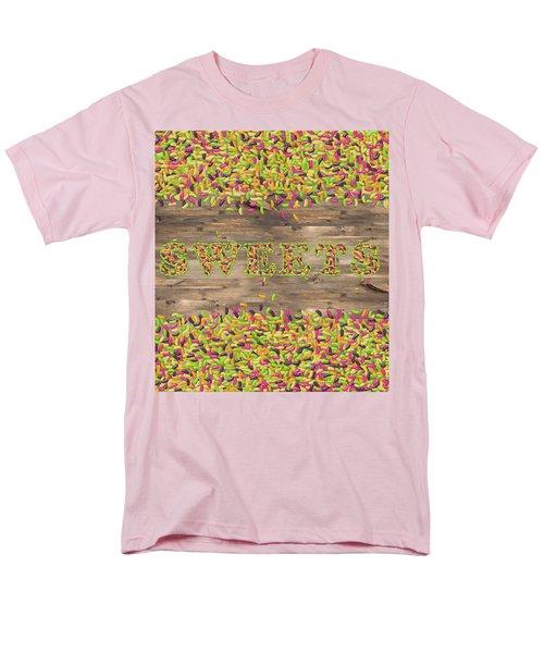 Sweets Men's T-Shirt  (Regular Fit) by La Reve Design