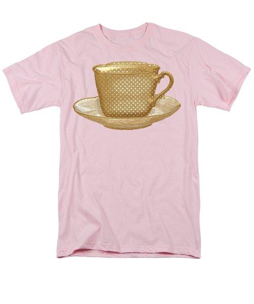 Teacup Garden Party 3 Men's T-Shirt  (Regular Fit)
