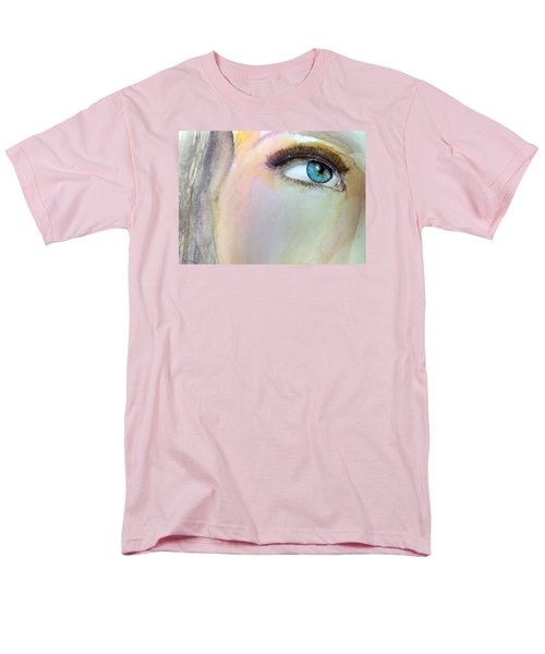 The Eyes Have It Men's T-Shirt  (Regular Fit) by Ed  Heaton