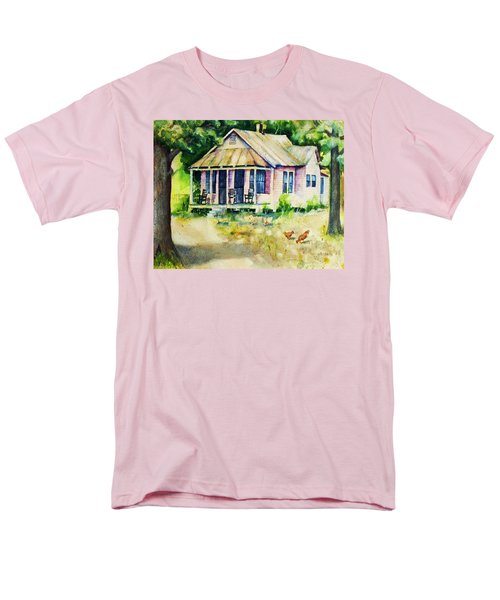 The Old Place Men's T-Shirt  (Regular Fit) by Rebecca Korpita