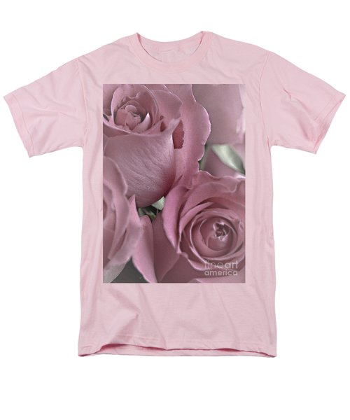 To My Sweetheart Men's T-Shirt  (Regular Fit) by Sherry Hallemeier