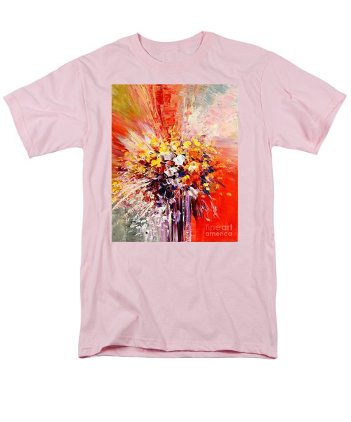 Tropic Intensity Men's T-Shirt  (Regular Fit) by Tatiana Iliina