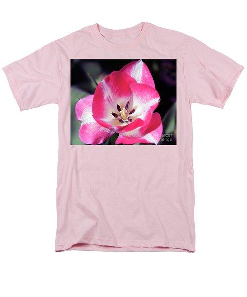 Men's T-Shirt  (Regular Fit) featuring the photograph Tulip by Elvira Ladocki