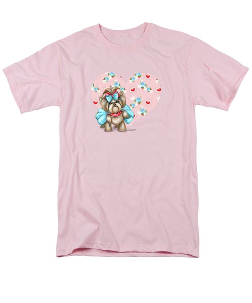 Welcome Spring Men's T-Shirt  (Regular Fit) by Catia Cho