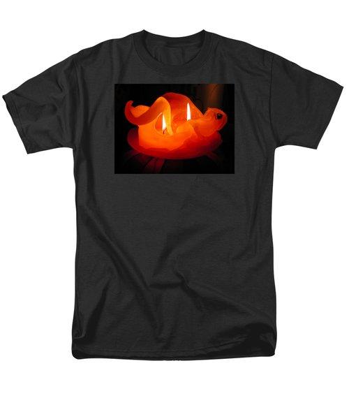 Men's T-Shirt  (Regular Fit) featuring the photograph  Beyond Life Light Zen Meditation by Colette V Hera  Guggenheim
