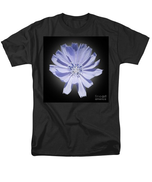 Cichorium Intybus Men's T-Shirt  (Regular Fit) by Tony Cordoza