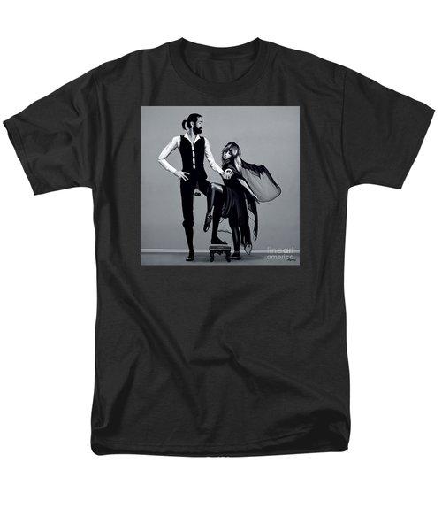 Fleetwood Mac Men's T-Shirt  (Regular Fit) by Meijering Manupix