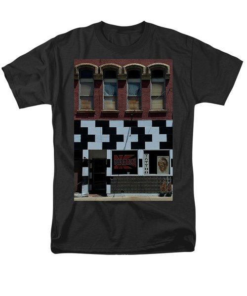 Tattoo Parlor Elmira Men's T-Shirt  (Regular Fit)