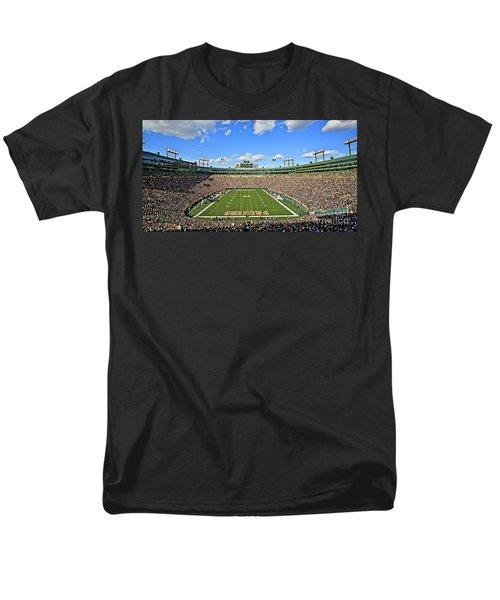 0539 Lambeau Field Men's T-Shirt  (Regular Fit) by Steve Sturgill