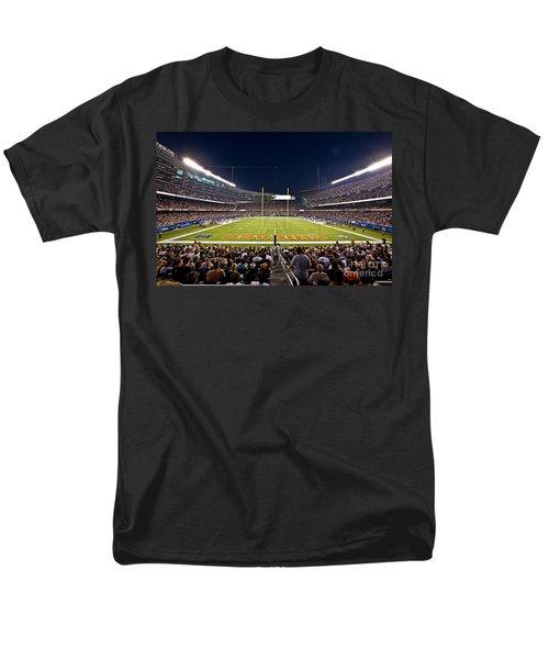 0588 Soldier Field Chicago Men's T-Shirt  (Regular Fit) by Steve Sturgill