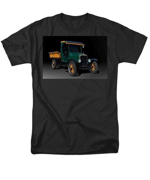 1923 Ford Model Tt One Ton Truck Men's T-Shirt  (Regular Fit) by Tim McCullough