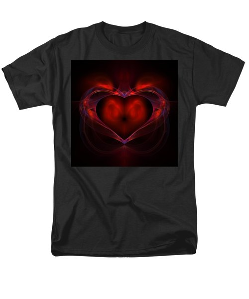Aflame Men's T-Shirt  (Regular Fit) by Lyle Hatch