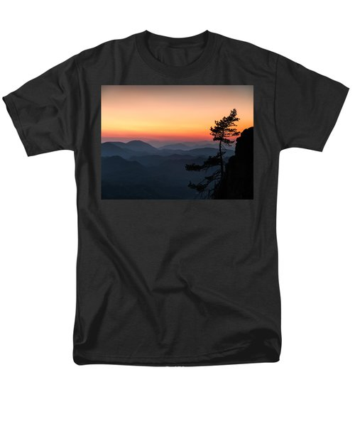 At The End Of The Day Men's T-Shirt  (Regular Fit) by Davorin Mance