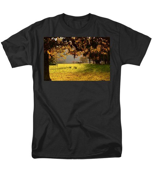 Autum Men's T-Shirt  (Regular Fit) by Barbara Walsh