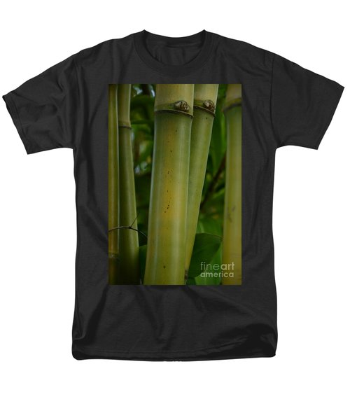 Men's T-Shirt  (Regular Fit) featuring the photograph Bamboo II by Robert Meanor