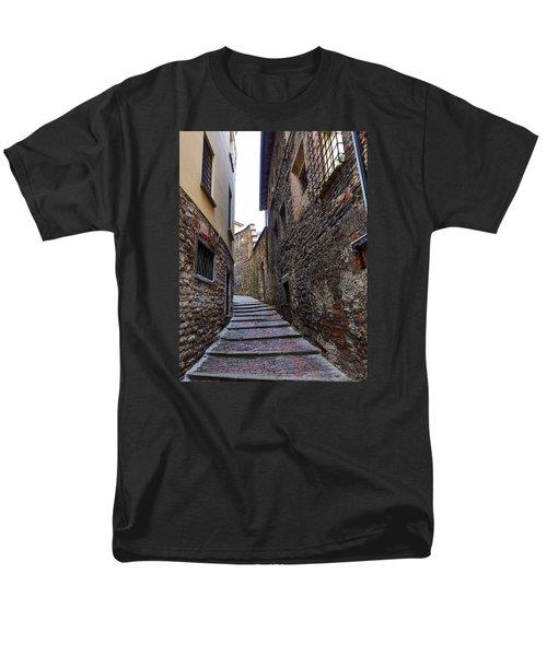 Bergamo Alta Men's T-Shirt  (Regular Fit) by Jouko Lehto