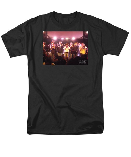 Bonerama At The Old Rock House Men's T-Shirt  (Regular Fit) by Kelly Awad