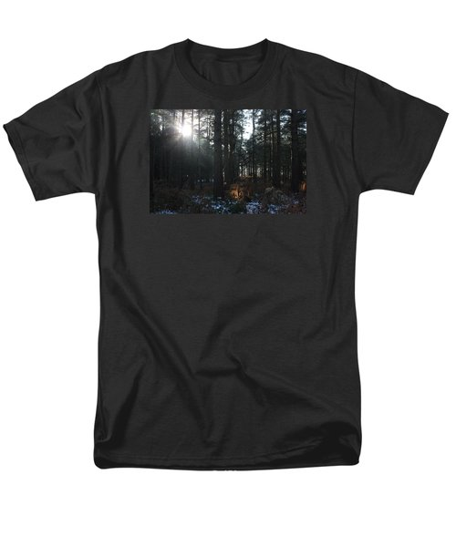 Men's T-Shirt  (Regular Fit) featuring the photograph Cannock Chase by Jean Walker