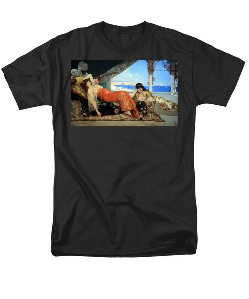 Constant's The Favorite Of The Emir Men's T-Shirt  (Regular Fit) by Cora Wandel