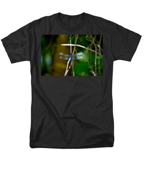 Dragonfly Men's T-Shirt  (Regular Fit) by Tara Potts