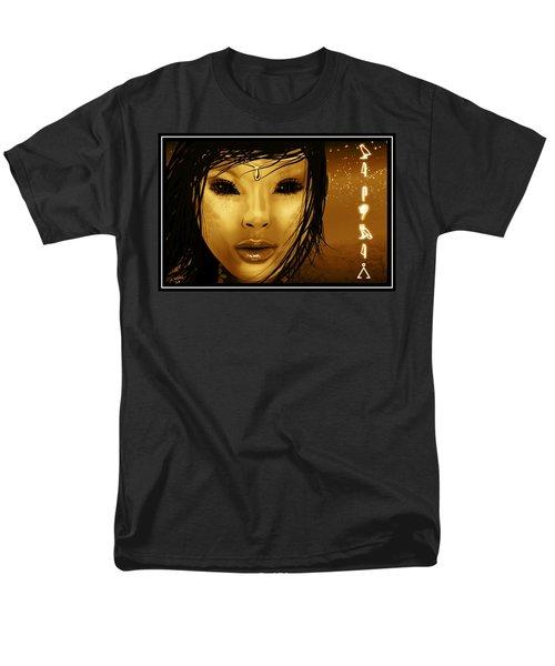 Alien Witch Men's T-Shirt  (Regular Fit) by John Wills