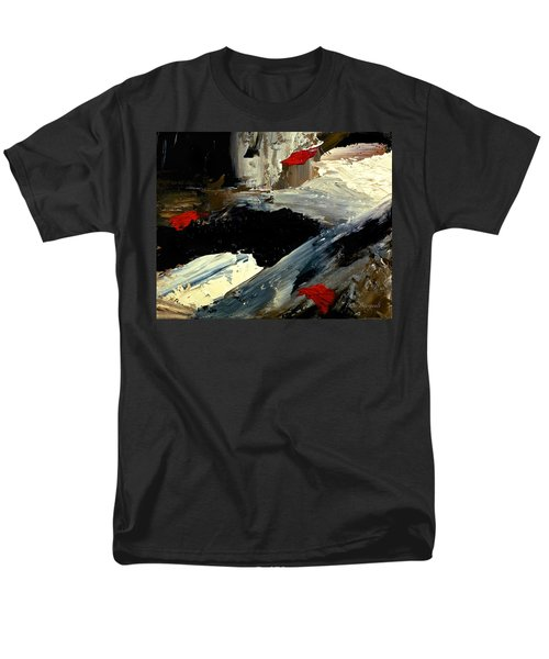 Flume Men's T-Shirt  (Regular Fit) by Dick Bourgault