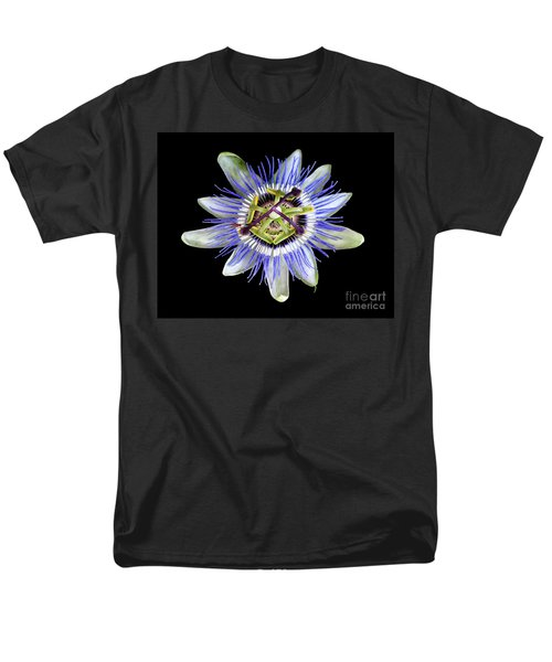 Men's T-Shirt  (Regular Fit) featuring the photograph Fly's Passion by Jennie Breeze
