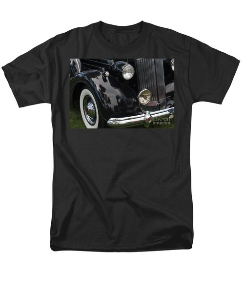 Men's T-Shirt  (Regular Fit) featuring the photograph Front Side Of A Classic Car by Gunter Nezhoda