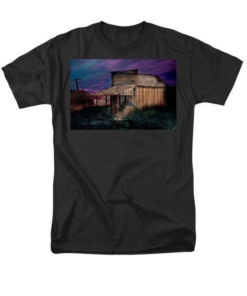 General Store Men's T-Shirt  (Regular Fit) by Gunter Nezhoda