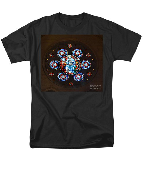 Grace Cathedral Men's T-Shirt  (Regular Fit) by Dean Ferreira