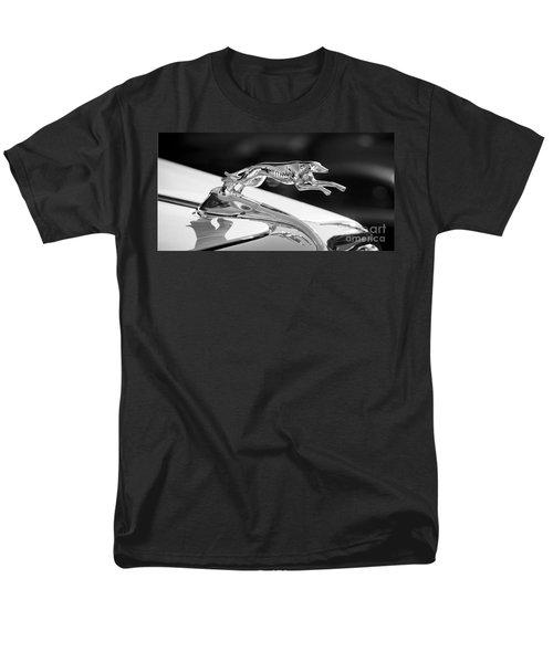 Greyhound Hood Ornament Men's T-Shirt  (Regular Fit)