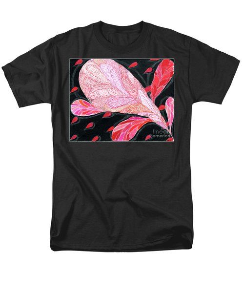 Men's T-Shirt  (Regular Fit) featuring the drawing Heartpods by Kim Sy Ok