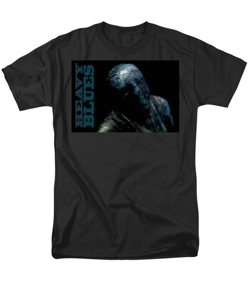 Men's T-Shirt  (Regular Fit) featuring the photograph Heavy Blues by WB Johnston