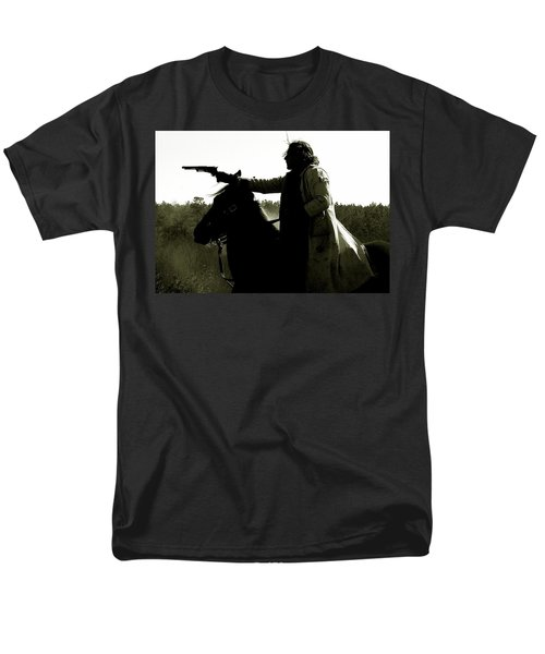 Horse And Rider Men's T-Shirt  (Regular Fit)