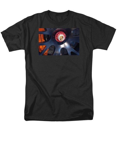 Hybrid Wheel  Men's T-Shirt  (Regular Fit) by John Schneider