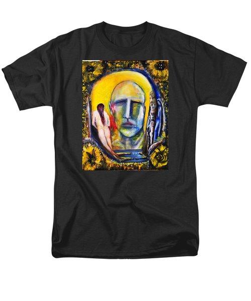 Inside The Garden  Men's T-Shirt  (Regular Fit)
