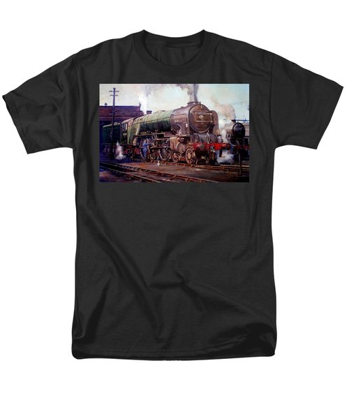 Kenilworth On Shed. Men's T-Shirt  (Regular Fit) by Mike  Jeffries